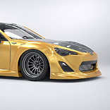 ML24 Scion FR-S Toyota GT86 Version 2 Wide Body Kit
