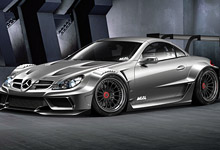ML24 Mercedes-Benz SLK R171 Wide Body Kit