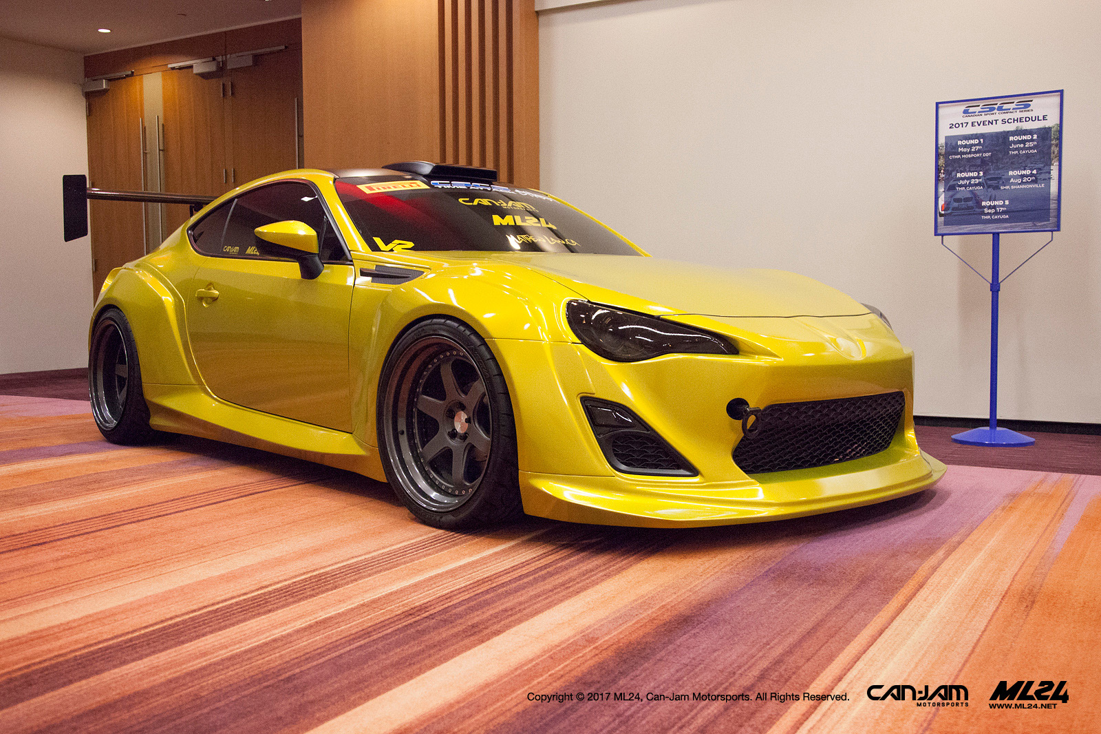 ml24 scion fr s toyota gt86 version 2 wide body kit. Black Bedroom Furniture Sets. Home Design Ideas