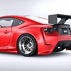 ML24 Scion FR-S Toyota 86 Wide Body Aero