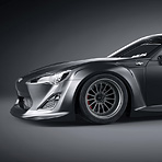 ML24 Toyota 86 Wide Body Aero