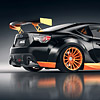 ML24 Subaru BRZ Wide Body Aero Lip Kit